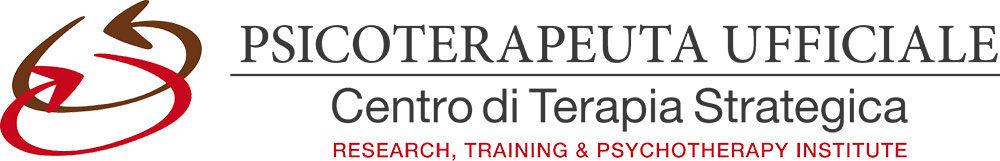 logo psicoterapeuta ufficiale centro terapia strategica